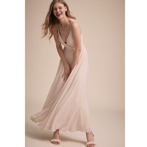 BHLDN Eva Dress (Pearl)